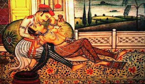 How many sexual positions are listed in the Kama Sutra?