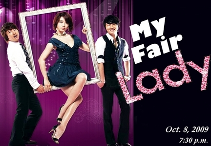 the (my fair lady )drama who was the one of main actors ??