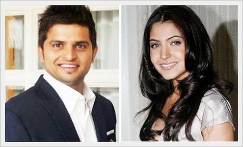 Do u think that there is really something between Anushka Sharma and Suresh Raina?