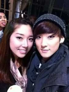 what is kevin's sister name?