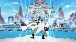 What type of Gura Gura no Mi fruit (whitebeard power)?