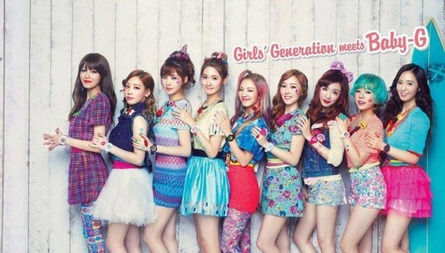 who snsd members were popular in European countries?