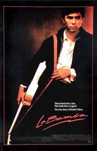 "Films about musicians : ""La Bamba"" ?"