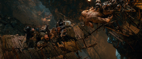 MOVIE: Who defeated the Great Goblin?