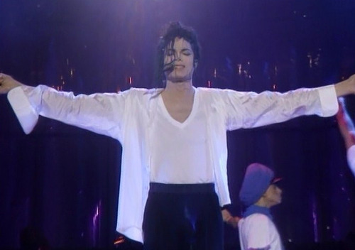 "Who said : "" I would not be the artist, performer, and philanthropist I am today without the influence of Michael."""