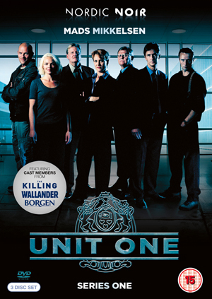 In the danish tv series 'Unit 1' he plays a ______