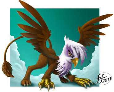 T/F? Gilda is the only griffon we've seen in the show.