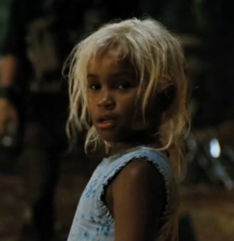 Which movie trailer is this image of Storm from?