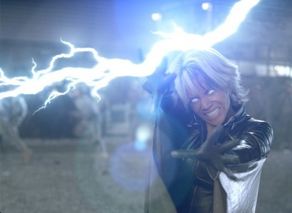 Which movie is this image of Storm from?