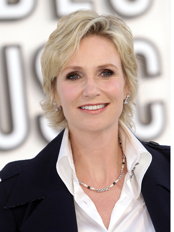 What tv series is Jane Lynch in?