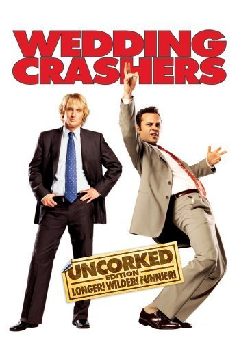 Which of these actors appeared in Wedding Crashers?