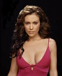 What tv tampil was Alyssa Milano not on