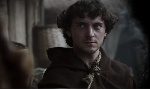 Who portrays the part of Athelstan?