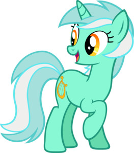 T/F: Lyra had a speaking role.