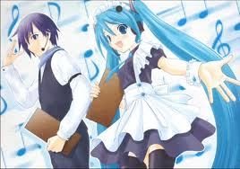 Is Miku and Kaito are a couple?