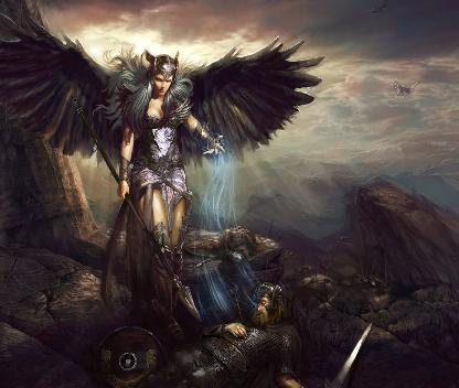 What is a Valkyrie?