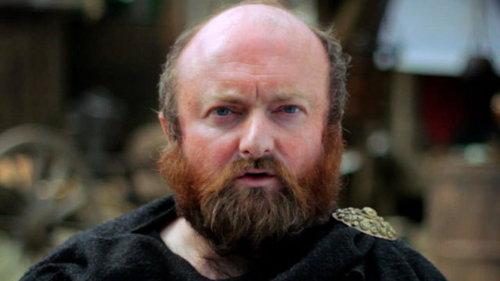 Who portrays the part of Svein?