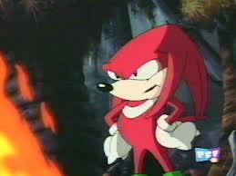 Who was Knuckles soul mate in Sonic Underground (The early cartoon)?