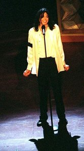 What event was this 照片 taken of Micheal back in 1997