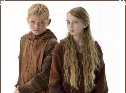 What are the names of Lathgertha & Ragnar's two oldest offspring?