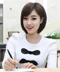 T-ara's Eunjung was in which drama?