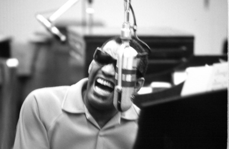 "Ray Charles was a featured vocalist in the 1985 video, ""We Are The World"""