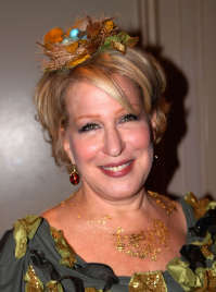 """Bette Midler made her acting debut in the 1979 film, """"The Rose"""""""