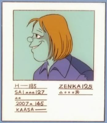 How old skunk in Osamu Tezuka's originals mangas?