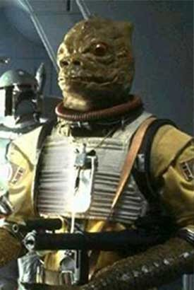 What species does Bossk belong to?