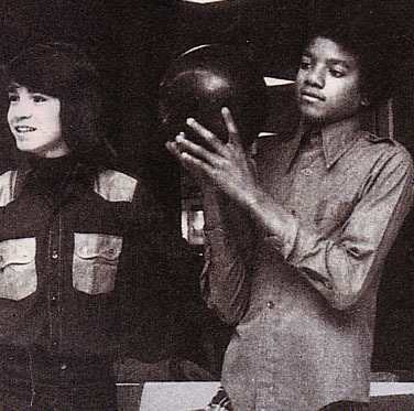 This photograph of Michael was taken somewhere in the early-70's