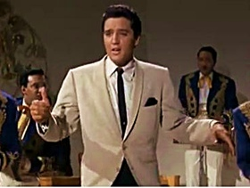 The song ''Bossa Nova Baby'' was on the soundtrack for which Elvis movie?