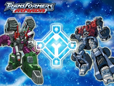 What is another name for Transformers Armada?
