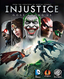 "Which Teen Titans character is not playable in the game called ""Injustice: Gods Among Us""?"