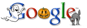 What год Google used that Halloween's picture ?