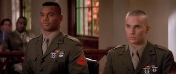 In A Few Good Men Downey was confused about the verdict and said what did we do wrong we did nothing wrong! Dawson answers: