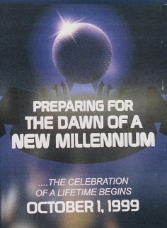 What precaustions did Walt take at the Walt Disney World Parks in preperation for the new Millennium?