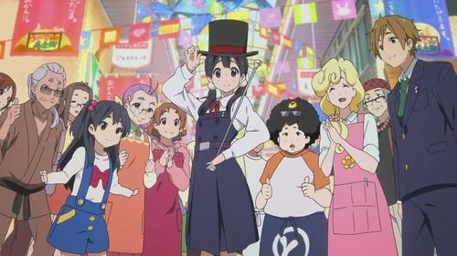 How many episodes does Tamako Market have?