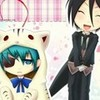 Ciel in a cat costume.....Cuteness to the max!!!! ^//////^ yaoigirl450 photo