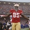 Vernon Davis, staring Tight End for the 49ers! Metallica1147 photo
