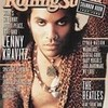 Lenny Kravitz on the cover of rolling stone careertribute12 photo
