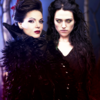 Regina and Morgana! zylice photo