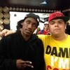 (Left)- Hopsin | (Right)- Me EchoGoldKnife photo
