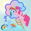 MY MLP OTP - RainbowPie! Courtneyfan785 photo