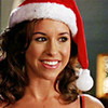 Gretchen Wieners in Mean Girls (credit: me) Merry Christmas! VampiresRevenge photo