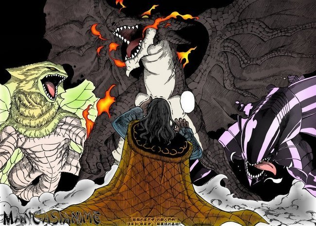 Fairy Tail Igneel And ...