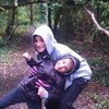me and my awsome bro exploring in the woods x belhlil10 photo