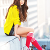 Selena Sports Style famenats photo