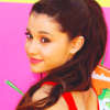 Ariana ♥ {Credit: My beautiful Snoopy_Sophie} harry_ginny33 photo