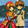 Sakura and Syaoran rileyferguson photo