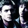 dean and sam my favorite characters from  my favorite top  tv show supernatural <3 vagos photo